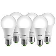 IENON®  6 pcs  5W  E27 LED Globe Bulbs A60(A19) 1 COB 400-450 lm Warm White / Cool White Decorative AC 100-240 V