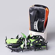 Fourteen teeth mountaineering adventure ice climbing bind protection can be walking type crampons