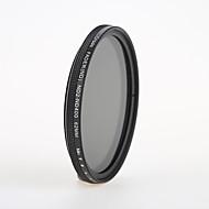 orsda® nd2-400 62 milímetros revestido (16 camadas) filtro FMC ajustável