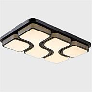 플러쉬 마운트 ,  컴템포러리 / 모던 빈티지 기타 특색 for LED 아크릴 거실 침실 주방 욕실 학습 방 / 사무실 키즈 룸 입구 게임 룸 현관 차고