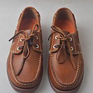 Alkalmi Férfi cipő Bőr Klumpák és papucsok Barna