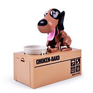Spaarvarken Novelty Toy Speeltjes Speeltjes Dog ABS Kameel Voor kinderen