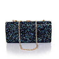 Women Luxury Crystal Evening Clutches Bag