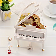 Ballet Girls Piano Music Box