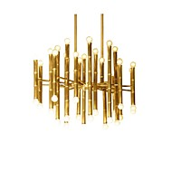 3 Chandelier ,  Modern/Contemporary Electroplated Feature for Designers Metal Living Room / Dining Room / Hallway