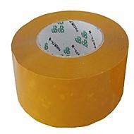 tiivistys olennainen beige pakkausteippi tukku 2.0cm leveä 5,0 cm lihaksi paperinauhat pussit post