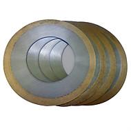 aimants de précision en verre céramique cannelée lame 76,2 * 0,3 * 40