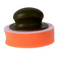 2kpl kahvalla kiillotus ja vahaus sienellä auton pesu kauneutta välttämättömien tarvikkeiden