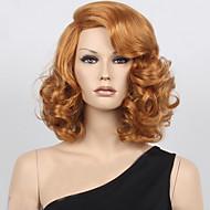Blonde paryk Parykker til Kvinder Lysebrun (#6) kostume Parykker Cosplay Parykker