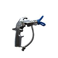 a metralhadora é adequado para a pulverização de massa de vidraceiro betume em pó com alta pulverização material sólido