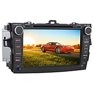 Android 5.1.1 Car DVD Player for Toyota Corolla 2008~2011 Quad Core 8 Inch 1024*600 GPS Navigation Radio WIFI
