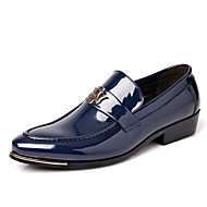 Men's Flats Spring / Summer / Fall / Winter Pointed Toe Microfibre Office & Career / Casual Flat Heel Others