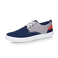Westland® Men's Shoes  Canvas/Comfort Sneakers Outdoor/ Athletic/Casual Flat Heel/Blue/Yellow/Black/Gray