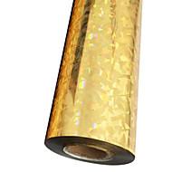 cor de ouro outro material de embalagem& transporte folha de carimbo