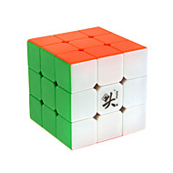 Toys Magic Cube Rubik Cube Dayan® 3*3*3 Magic Toy Smooth Speed Cube Magic Cube puzzle Plastic