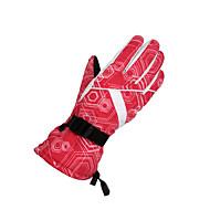 lyžařské rukavice Zimní rukavice Dámské / Vše Akvitita a sport Zahřívací / Odolný vůči větru Rukavice Lyže / Snowboard PlátnoCyklistické