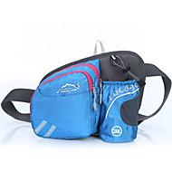 Pochete Bolsa de Ombro Cinto Porta-Garrafa Bolsa Transversal para Ciclismo Corrida Bolsas para Esporte Multifuncional Bolsa de Corrida