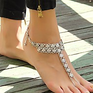 Anklet/Bracelet Others Unique Design Sexy Bohemia Style Fashion Alloy Gold Plated Silver Women's Jewelry 1pc