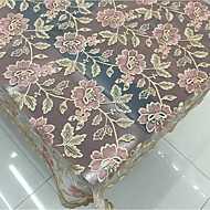 Lace Tablecloth European Table Cloth Tea Table Cloth (150 * 220 cm)