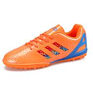 Kényelmes-Lapos-Női cipő-Sportcipők-Sportos-PU-Fekete Kék Zöld Narancssárga