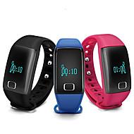 Couple's / Unisex Sport Watch / Smart Watch / Wrist watch DigitalLED / Chronograph / Alarm / Heart Rate Monitor / Pedometer / Fitness