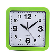 (Random Color)The New Sweet Candy Color Stereoscopic Multi-Functional Small Alarm Clock