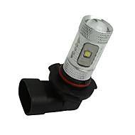 2 x valkoinen suuri teho 30W HB4 9006 led-lamput huomiovalot sumu / ajovalot lamppu 12v-24v