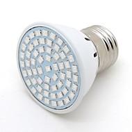 9W E26/E27 LED-drivhuslamper G50 60 SMD 2835 600LM lm Blå Dekorativ AC 220-240 V 1 stk.