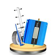 sinal GSM lintratek repetidor 900MHz mini-gsm reforço de sinal LCD amplificador definido para airtel / Tele2 / movistar / Claro / caminho mais curto