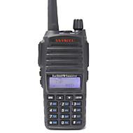 anysecu UV-82hp 8W alta potenza dual band vhf136-174mhz uhf400-520mhz radio portatile