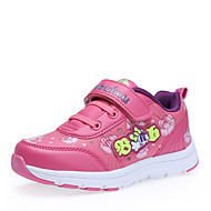 Girl's Sneakers Fall / Winter Fashion Boots /Shoes & Matching Bags / Flats Leatherette Athletic / Dress / CasualWedge