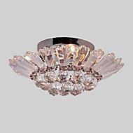 Lámpara Chandelier Moderna de Cristal - MAUREPAS