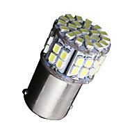 10 x novos brancos 1156 rv reboque campista 50 LED SMD 1141 1003 lâmpadas interiores