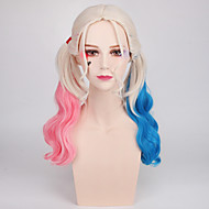 Halloween Wig Movie Women's Long Curly Bunches Anime Cosplay Wig Adult Wig Costumes Cosplay