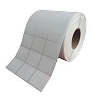 papel auto-adesivo etiqueta máquina de impressão de código de barras (5000 folhas)