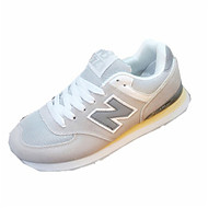Women's Sneakers Spring / Fall / Winter Comfort / Round Toe / Flats Fabric / Tulle Outdoor / Athletic /Lace-up