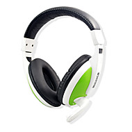 Kubite T-155 Fashion Computer PC Gaming Wired Headphone With Mic