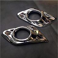2014 Nissan X-trail tåkelyståkelys boks abs galvanisering høy tåkelys dekorasjon