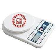 sf-400 elektronisk kjøkkenvekt hjemme bakestilt mat kalt g 0,1 g vekter (salg 1g-7kg lys)