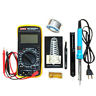 Free Shipping Spike 8 Set The Multimeter Soldering Iron Thermostat Home Repair Soldering Tool