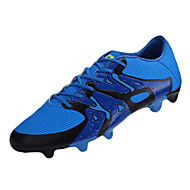 Men's Athletic Shoes Spring / Summer Comfort Synthetic Athletic Flat Heel Black / Blue / Yellow Soccer