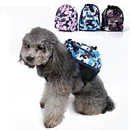 Σκύλος Dog Pack Κατοικίδια Αντικείμενα μεταφοράς Φορητό καμουφλάζ Πράσινο Μπλε Ροζ