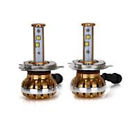 Liancheng®  30W/60W 7800Lm/12000Lm 9~32V High Brightness LED Headlight Kit-H4/9003/HB2 for Car,Off-road,UTV,ATV