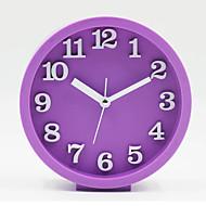 φοιτητές χαριτωμένο ξυπνητήρι σύγχρονη μόδα απλό ρολόι