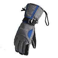 כפפות סקי על כל האצבע / כפפןת חורף לגברים כפפות ספורט/ פעילותשמור על חום הגוף / נגד החלקה / עמיד למים / עמיד בפני שחיקה / עמיד בפני רוחות