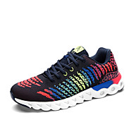 Men's Athletic Shoes Spring / Summer / Fall / Winter Flats Tulle Outdoor / Athletic / Casual Flat Heel Lace-up