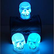 prodejní halloween dekorace dodává lebka noční světlo náhodný barva