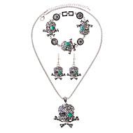 Sieraden Kettingen / Oorbellen / Armband Ketting / armband / Ketting / Oorbellen Modieus Dagelijks / Causaal 1 Set HerenKussenhoezen /