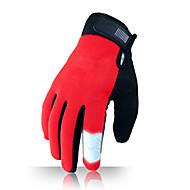 BATFOX® Luvas Esportivas Todos Luvas de Ciclismo Primavera / Outono Luvas para CiclismoMantenha Quente / Anti-Derrapagem / Respirável /
