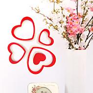 Natal / Romance / Fantasia Wall Stickers Autocolantes 3D para ParedeAutocolantes de Parede Decorativos / Autocolantes de Frigorífico /
